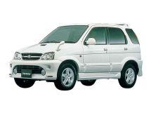 Daihatsu Terios рестайлинг 2000, suv, 1 поколение