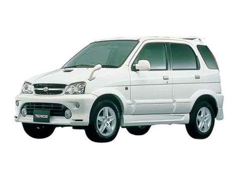 Daihatsu Terios  05.2000 - 01.2006