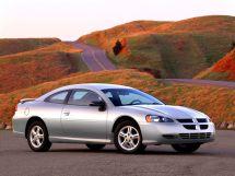 Dodge Stratus рестайлинг 2003, купе, 2 поколение