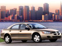 Dodge Stratus рестайлинг 2003, седан, 2 поколение