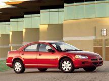 Dodge Stratus 2000, седан, 2 поколение