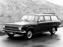 ГАЗ 24 Волга 1976, универсал, 2 поколение, Вторая серия