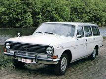ГАЗ 24 Волга 1984, универсал, 3 поколение, Третья серия