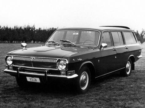 ГАЗ 24 Волга (Вторая серия) 05.1977 - 10.1987