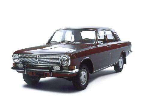 ГАЗ 24 Волга (Вторая серия) 05.1977 - 11.1985