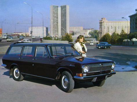 ГАЗ 24 Волга (Первая серия) 03.1972 - 04.1977