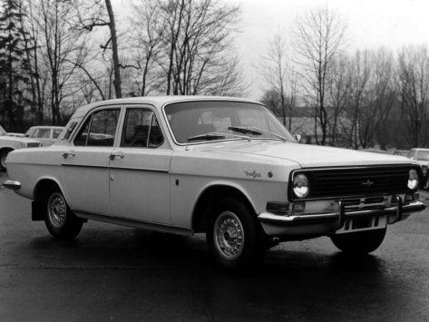 ГАЗ 24 Волга (Третья серия) 01.1984 - 01.1985