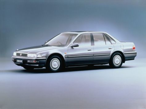 Honda Ascot (CB) 09.1989 - 06.1991