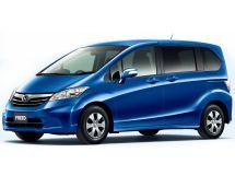 Honda Freed рестайлинг 2011, минивэн, 1 поколение