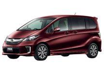 Honda Freed 2-й рестайлинг, 1 поколение, 04.2014 - 08.2016, Минивэн