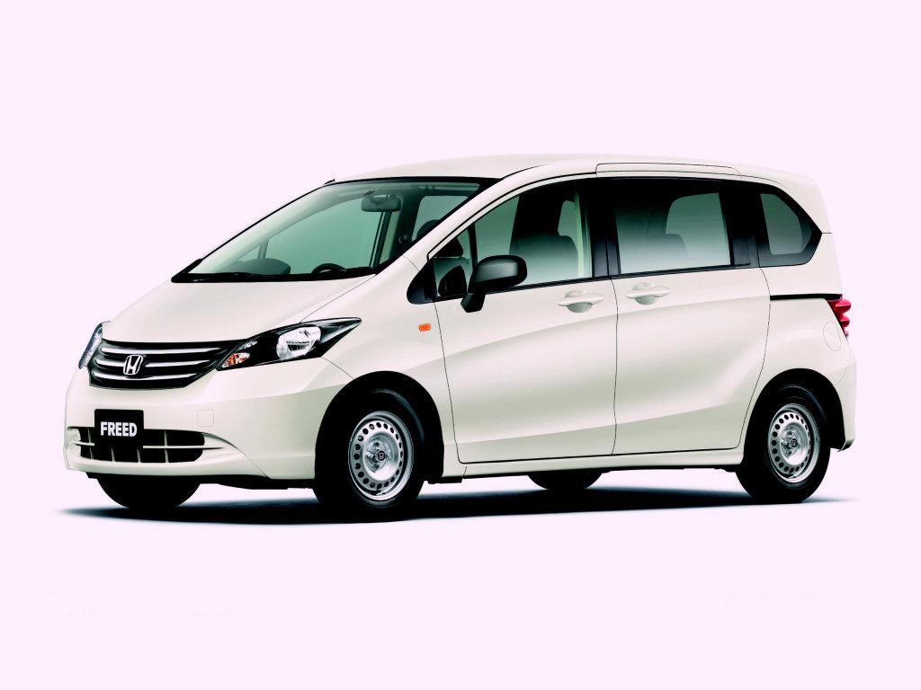 Honda Freed 2008, 2009, 2010, 2011, минивэн, 1 поколение ...
