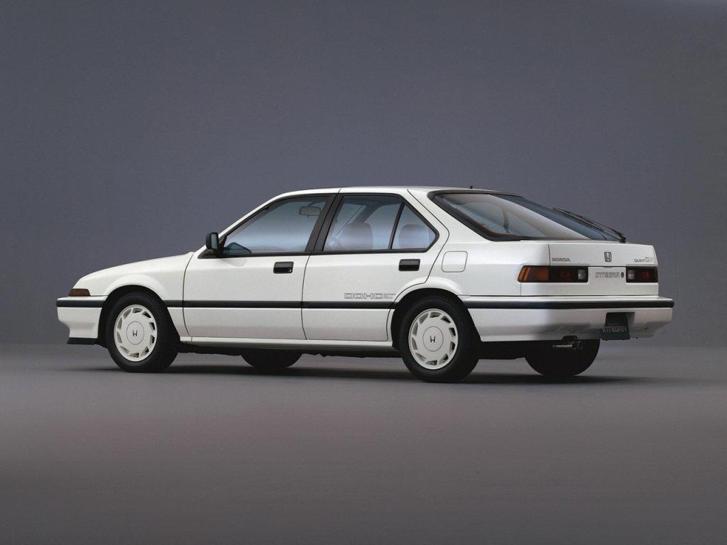 honda integra 1987 модификация