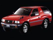 Honda Jazz рестайлинг 1995, джип/suv 3 дв., 1 поколение