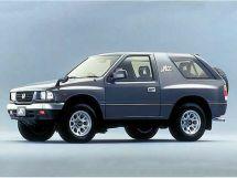 Honda Jazz 1993, джип/suv 3 дв., 1 поколение