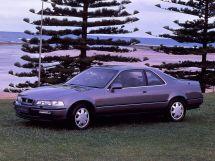 Honda Legend рестайлинг 1992, купе, 2 поколение