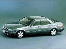Honda Legend рестайлинг 1992, седан, 2 поколение