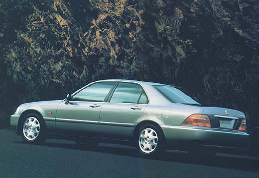 Honda Legend рестайлинг 1998, 1999, 2000, 2001, 2002 ...