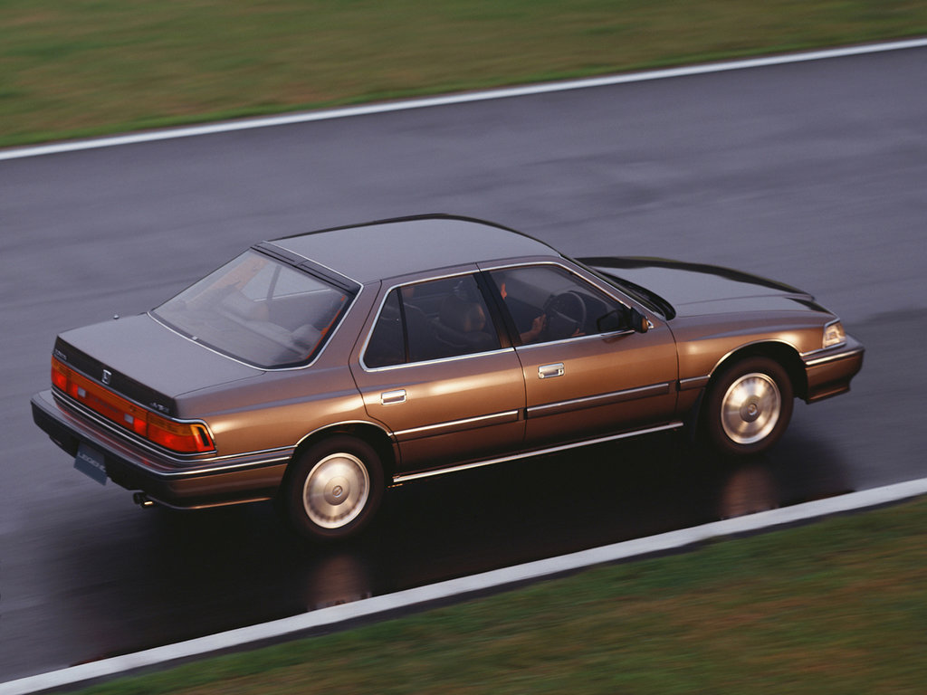 Honda Legend 1985, 1986, 1987, 1988, 1989, седан, 1 ...