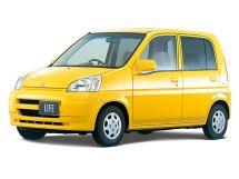 Honda Life рестайлинг, 3 поколение, 05.2001 - 08.2003, Хэтчбек 5 дв.
