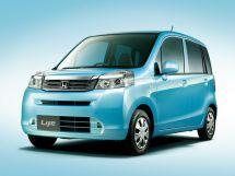 Honda Life рестайлинг, 5 поколение, 11.2010 - 04.2014, Хэтчбек 5 дв.