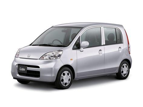 Honda Life  10.2006 - 10.2008