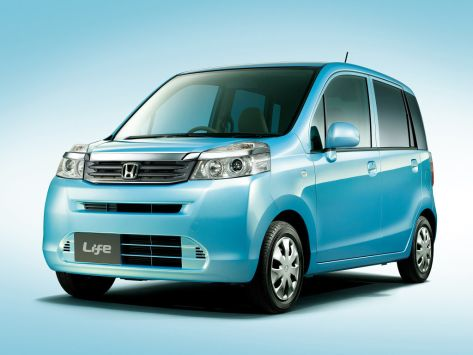 Honda Life  11.2010 - 04.2014
