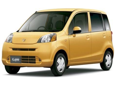 Honda Life  11.2008 - 10.2010