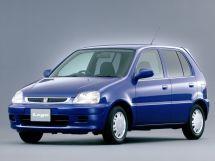 Honda Logo 2-й рестайлинг 2000, хэтчбек 5 дв., 1 поколение