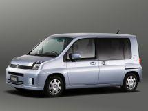 Honda Mobilio рестайлинг 2004, минивэн, 1 поколение