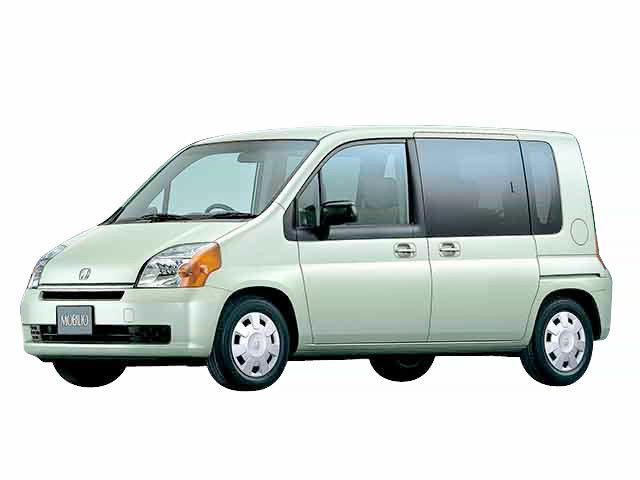Honda Mobilio 2001, 2002, 2003, минивэн, 1 поколение технические характеристики и комплектации