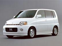 Honda S-MX рестайлинг, 1 поколение, 09.1999 - 03.2002, Хэтчбек 5 дв.