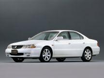 Honda Saber рестайлинг 2001, седан, 2 поколение