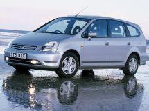 Honda Stream 1 поколение, 10.2000 - 08.2003, Минивэн