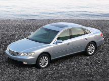 Hyundai Grandeur 2005, седан, 4 поколение, TG