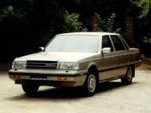Hyundai Grandeur рестайлинг 1989, седан, 1 поколение, L