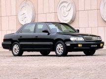 Hyundai Grandeur 1992, седан, 2 поколение, LX