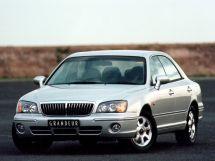 Hyundai Grandeur 1998, седан, 3 поколение, XG