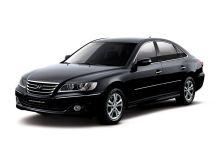 Hyundai Grandeur рестайлинг 2009, седан, 4 поколение, TG