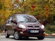 Hyundai Matrix 2-й рестайлинг 2008, хэтчбек 5 дв., 1 поколение