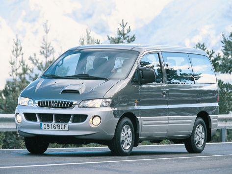Hyundai Starex (A1) 03.1997 - 12.2003