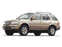Isuzu Wizard рестайлинг, 1 поколение, 05.2000 - 08.2002, Джип/SUV 5 дв.