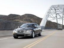 Jaguar XF 1 поколение, 09.2007 - 04.2011, Седан
