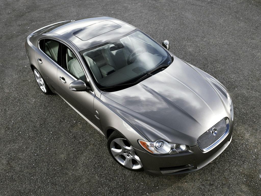 Jaguar XF 2007, 2008, 2009, 2010, 2011, седан, 1 поколение ...