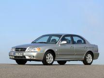 Kia Magentis рестайлинг 2003, седан, 1 поколение, GD