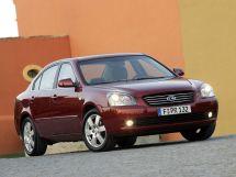 Kia Magentis 2006, седан, 2 поколение, MG
