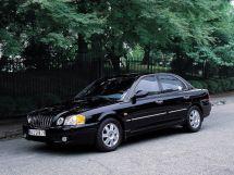 Kia Magentis рестайлинг 2002, седан, 1 поколение, EF