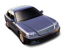 Kia Magentis 2000, седан, 1 поколение, EF