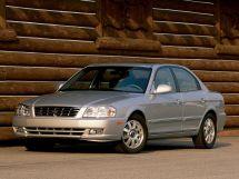 Kia Optima 2000, седан, 1 поколение, GD