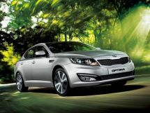 Kia Optima 2010, седан, 3 поколение, TF