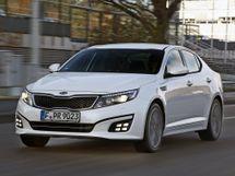 Kia Optima рестайлинг 2013, седан, 3 поколение, TF